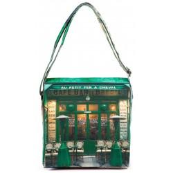 Shoulder-bag-Paris-retro-style-Maron-Bouillie-Cafe-Au-petit-fer-a-cheval-1