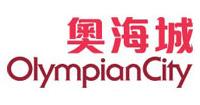 logo olympian city à Hong Kong