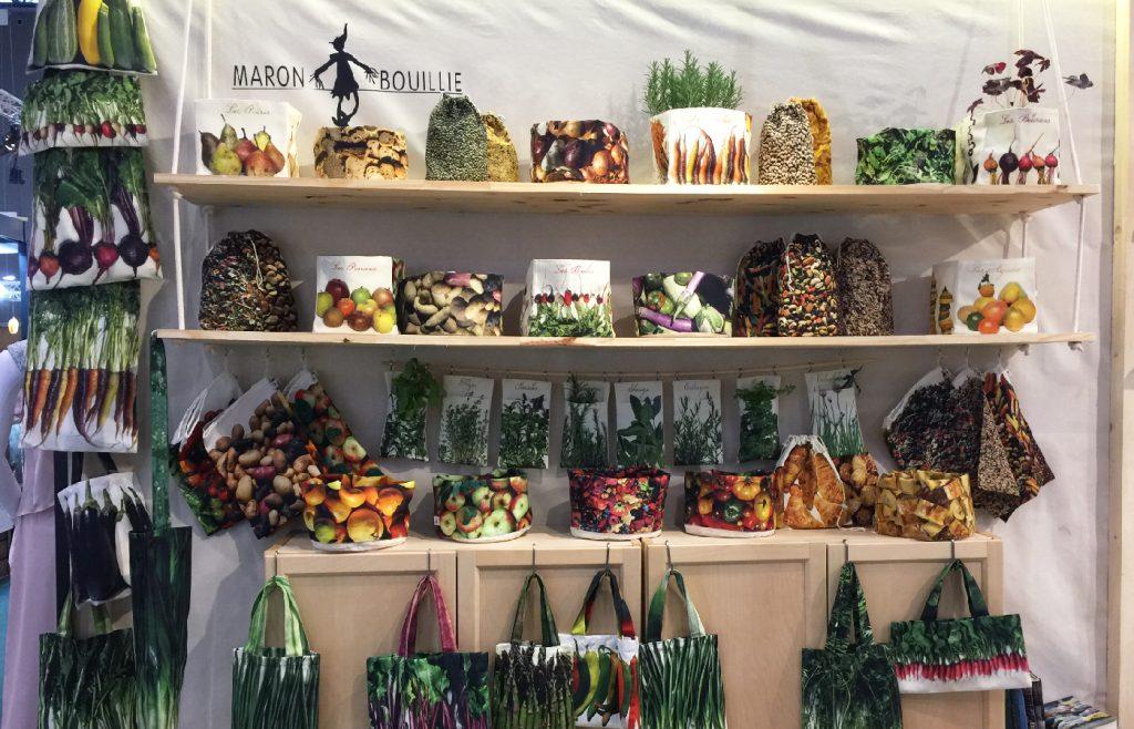 eco-products for the kitchen, Fabric storage box, bulk bag, zero waste