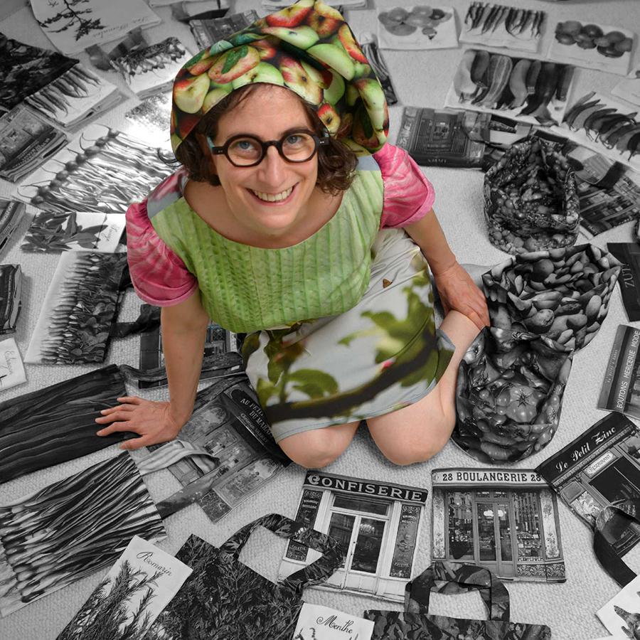 Marie Bouillon designer éco-responsable