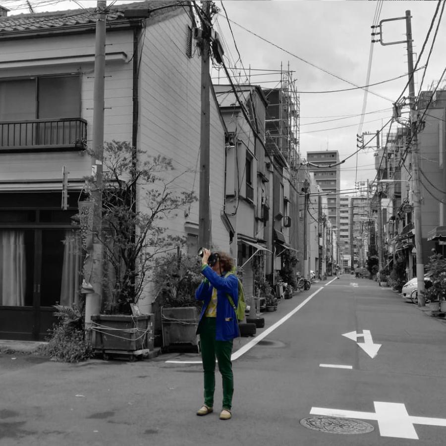 Maron Bouillie au Japon - Marie Bouillon photographe