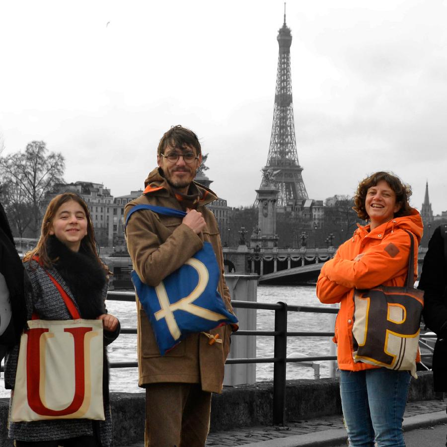 Maron Bouillie Paris made in France - designer eco-responsable
